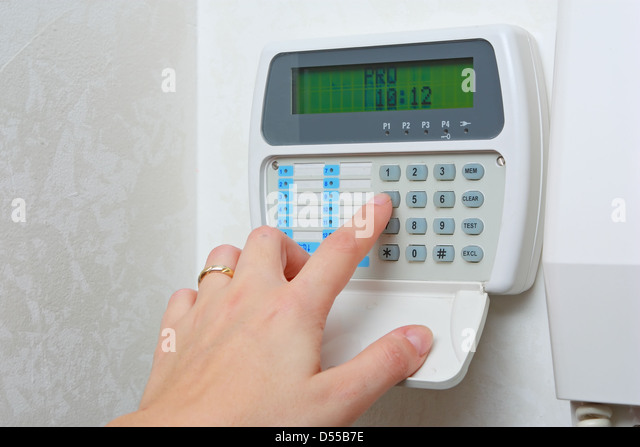 Security Alarm Stock Photos Amp Security Alarm Stock Images