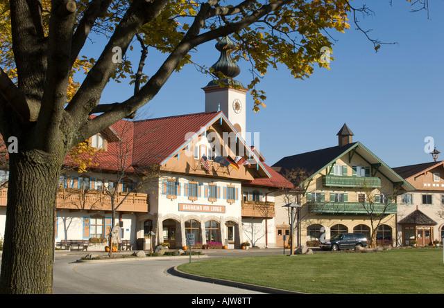 Frankenmuth Bavarian Inn Stock Photos Frankenmuth