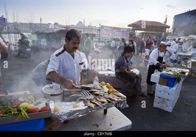 Konstantinopel stock photos konstantinopel stock images for Nearest fresh fish market