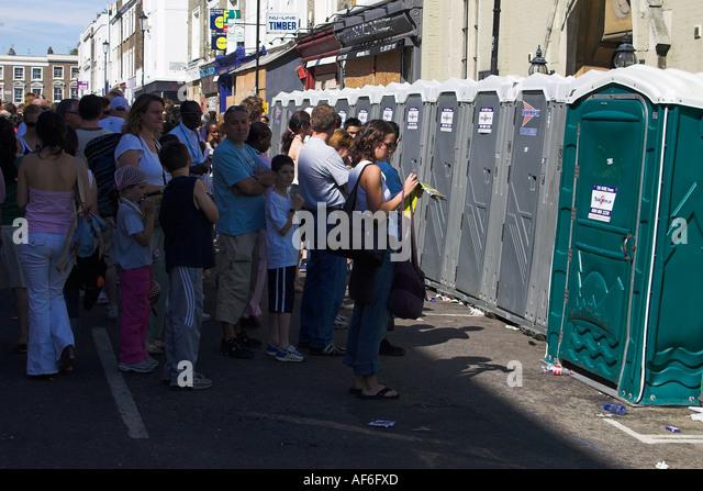 toilet queue carnival stock photos toilet queue carnival stock images alamy