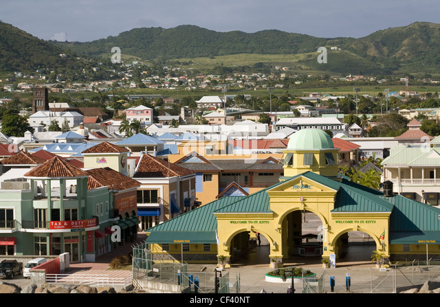 Basseterre stock photos basseterre stock images alamy for Port zante st kitts