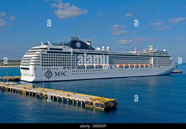 Costa Maya Cruise Port Stock Photos Amp Costa Maya Cruise
