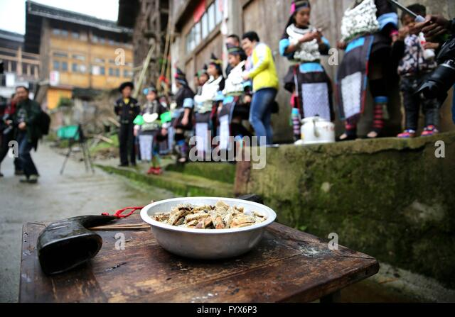 rongjiang women Visit the most original miao villages on the way to rongjiang  both the men and  women can be seen in traditional costumes, wearing their hair long.