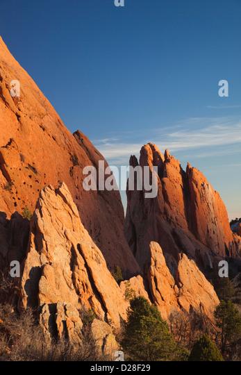 Colorado Rocky Mountains Sunset Winter Stock Photos Colorado Rocky Mountains Sunset Winter