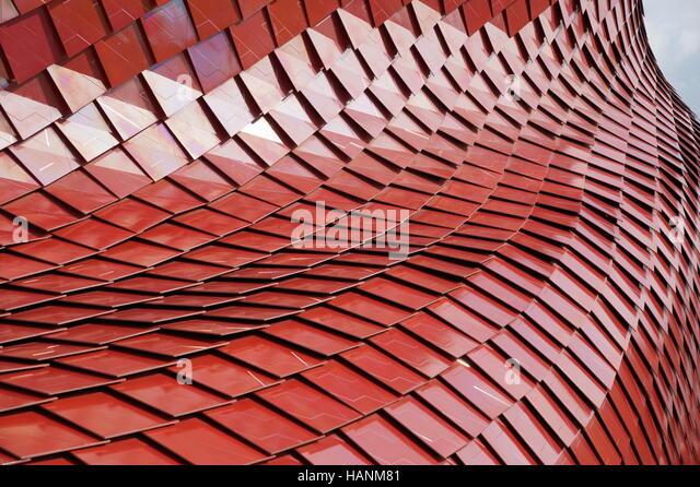 Detail Red Ceramic Tile Stock Photos Detail Red Ceramic Tile