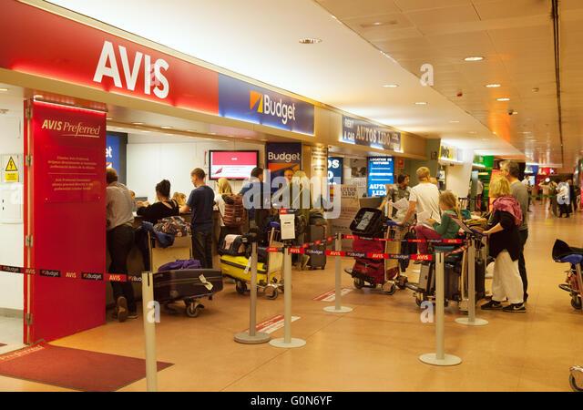 Hire Car Airport Stock Photos & Hire Car Airport Stock Images - Alamy