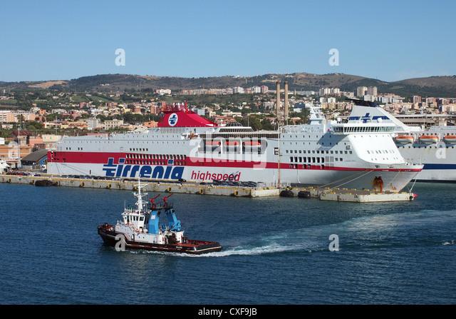 Civitavecchia rome stock photos civitavecchia rome stock - Port of civitavecchia cruise terminal ...