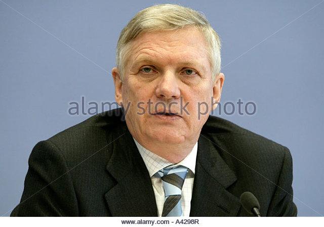 <b>Hanns Eberhard</b> Schleyer - Stock Image - hanns-eberhard-schleyer-a4298r