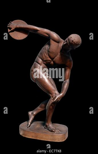Discus Thrower Stock Photos & Discus Thrower Stock Images - Alamy