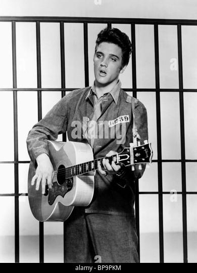 Elvis 1957 Stock Photos & Elvis 1957 Stock Images - Alamy
