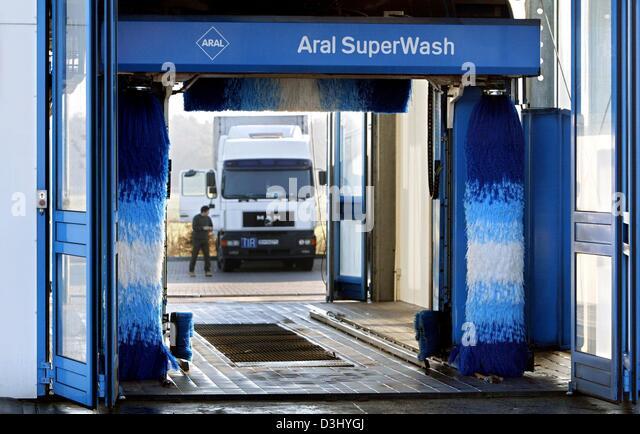 Lorry Bp Car Wash