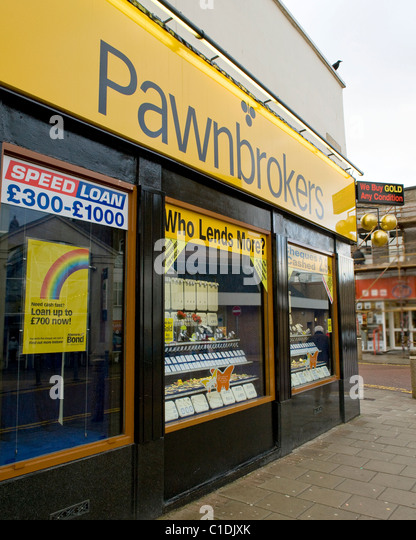 H and t pawnbrokers dudley