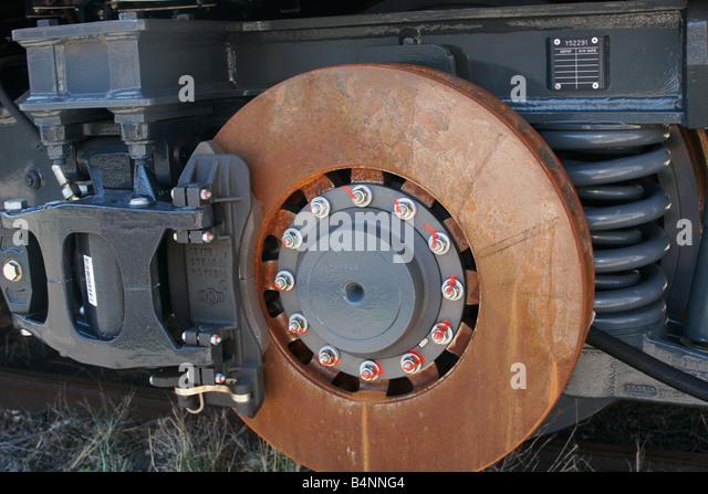 Railway bogie stock photos images
