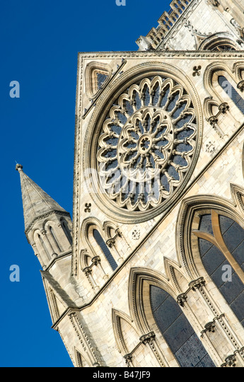 Diocese of york stock photos diocese of york stock for Rose window york minster