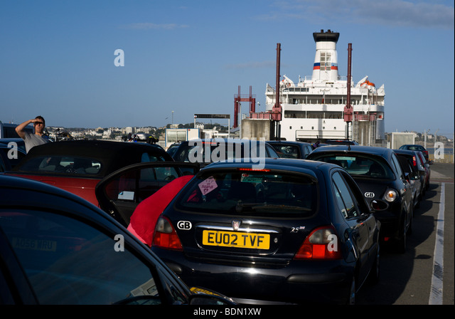Brittany Ferries Sailing Stock Photos Brittany Ferries Sailing