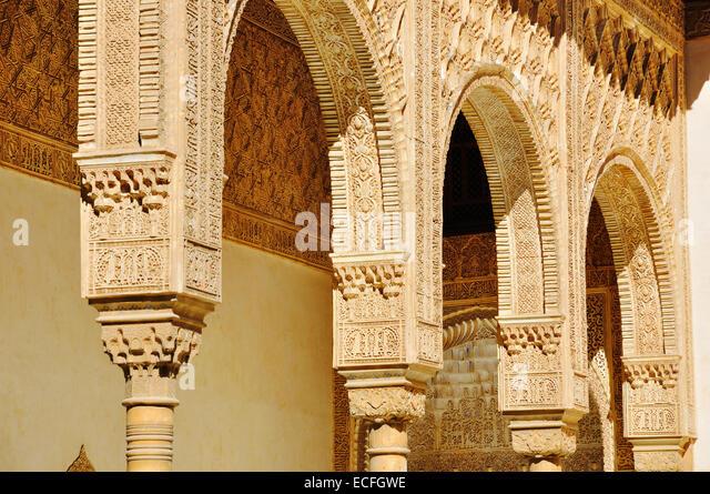 arabesque arches and pillars - photo #25