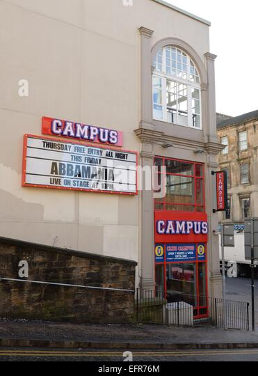 Nightclub sign stock photos nightclub sign stock images for Chambre 69 club glasgow