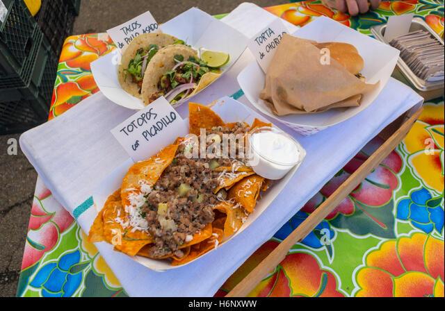 Presidio Park San Francisco Food Trucks