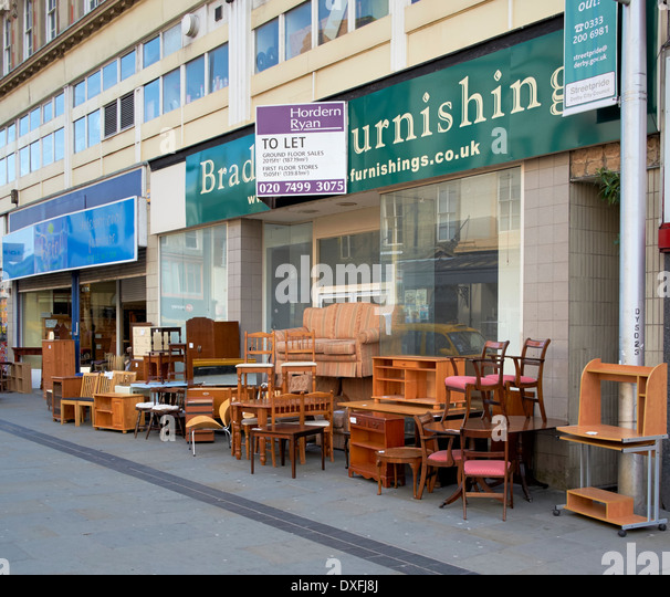 Second hand furniture shop stock photos second hand for Second hand furniture