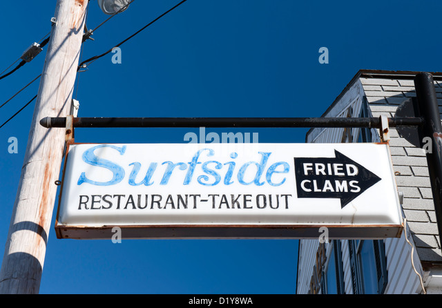 Surfside Restaurant York Beach Maine