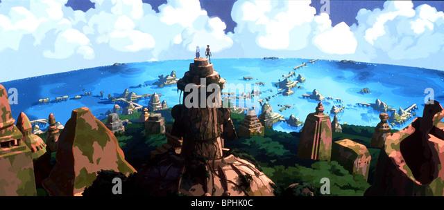 atlantis the lost city