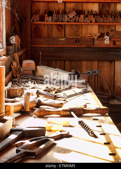 Old Barn Tools Stock Photos & Old Barn Tools Stock Images - Alamy