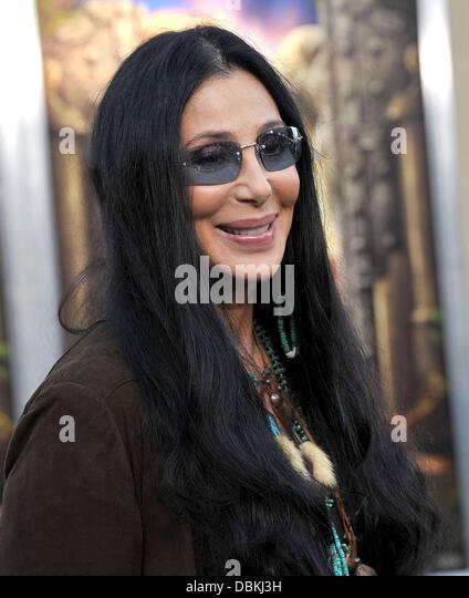 Cher Singer Stock Phot...