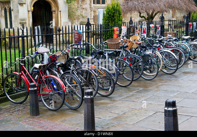 cambridge bikes stock photos cambridge bikes stock. Black Bedroom Furniture Sets. Home Design Ideas