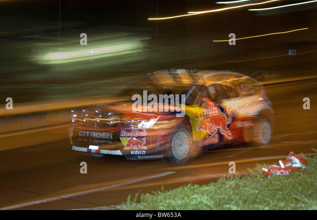 Rally Car Hire Wales
