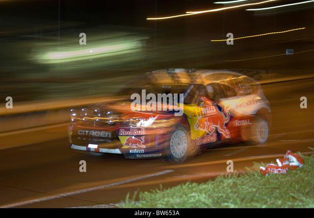 Rally Car Hire North Wales