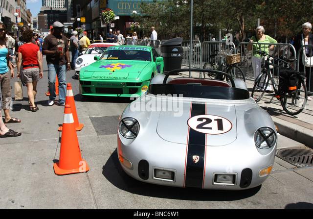 silver 1935 1955 porsche 550 spyder stock image - Porsche Spyder 550 2014