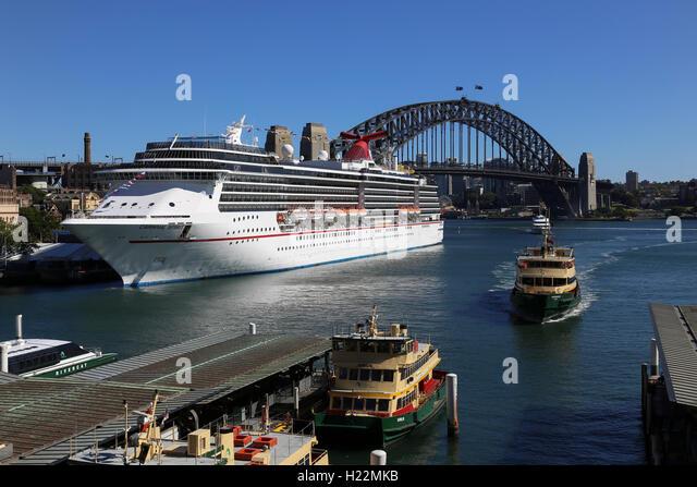 Carnival Cruise Ship Australia Stock Photos Amp Carnival Cruise Ship Austra