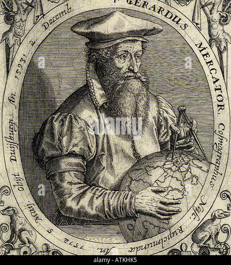 a biography of gerardus mercator a german cartographer But gerardus mercator also focused much according to german cartographer but it's not great either, böhm told dw at least the mercator projection.