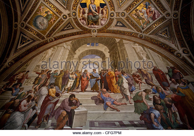 raphael's school of athens An annotated version of raphael's 'the school of athens' also known as 'the school of philosophy' - 1509 click to enlarge the image.
