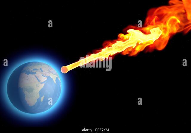 asteroid impact explosion - photo #8