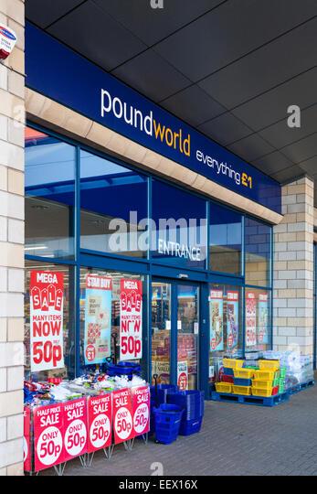 Basildon Retail Park Shoe Shop