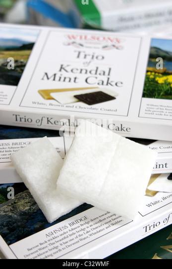 Kendal Mint Cake Museum