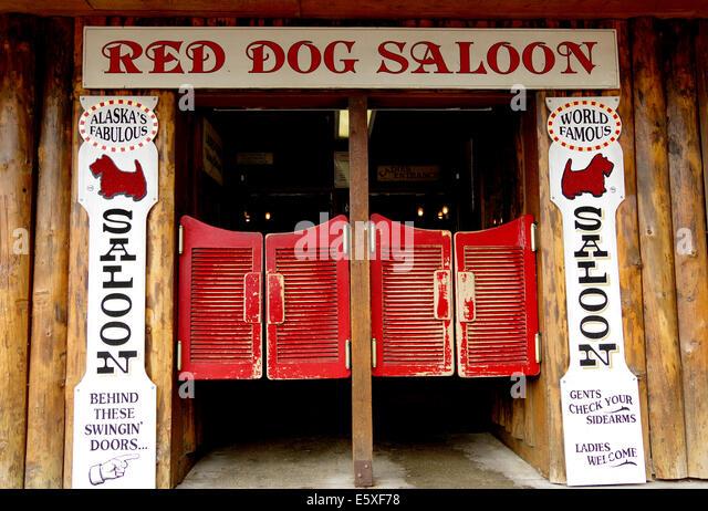 Red Dog Saloon Skagway Alaska