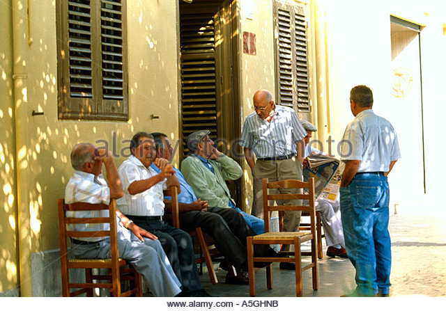 terrasini men Genetics & anthropology in sicily sicilian women joke about the obsession of the local men with foreign blondes, and a black-haired.