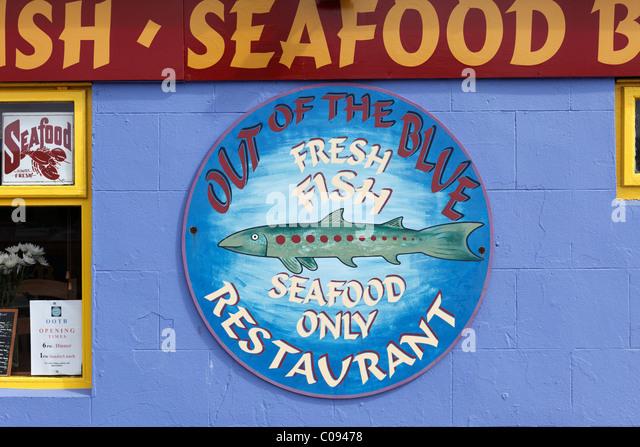 Island Famous Seafood Restaurant South East Coast Of England