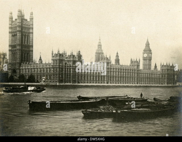 London England 1900s Stock Photos Amp London England 1900s