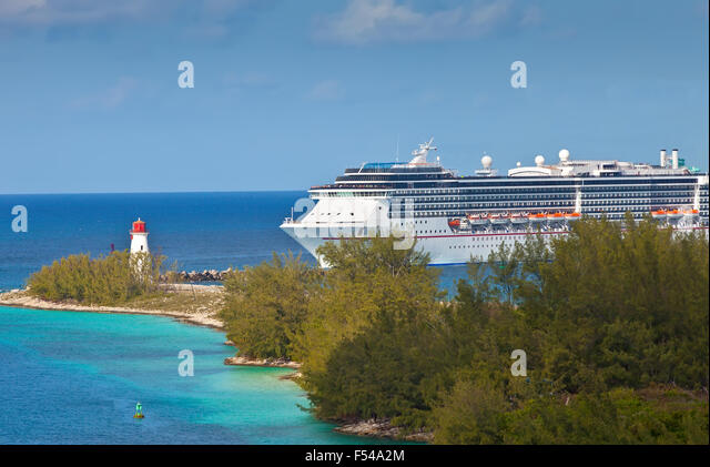 Bahamas nassau stock photos bahamas nassau stock images alamy - Cruise port nassau bahamas ...