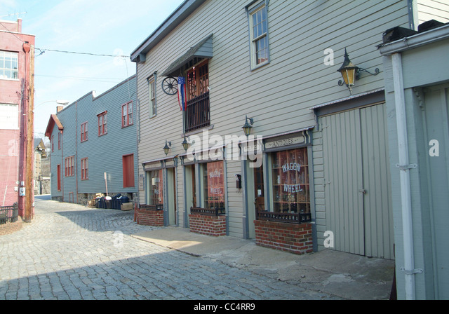 Historic Ellicott City Stock Photos & Historic Ellicott City Stock ...