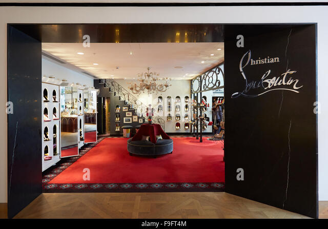 christian louboutin shops