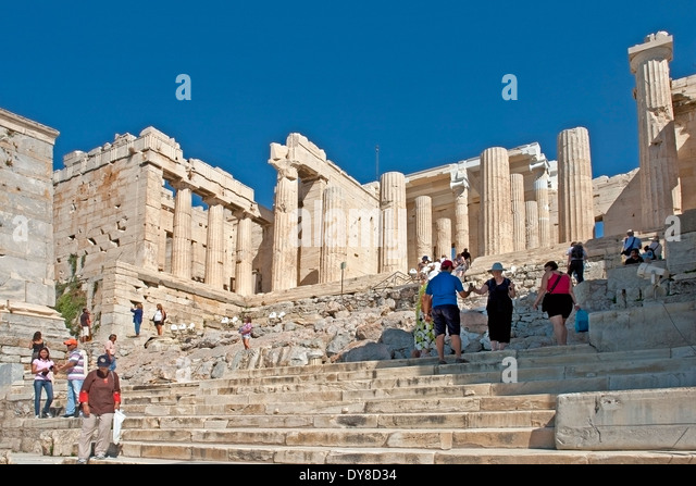 Propylaea Stock Photos & Propylaea Stock Images - Alamy