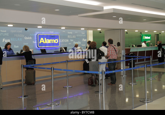 Alamo Car Rental Burbank Airport