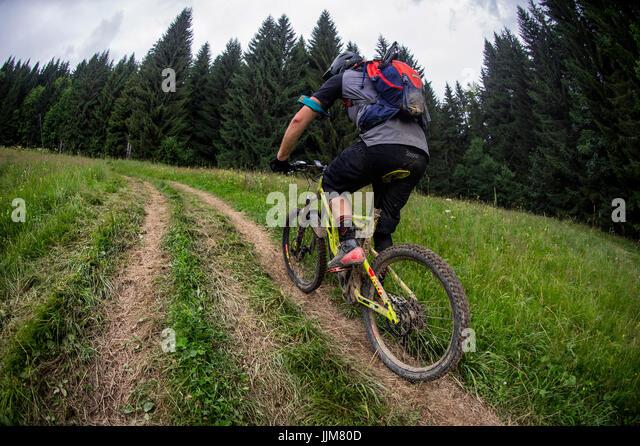 how to ride bike uphill