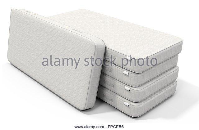 stack of mattresses clipart. 3d white mattress stack on background - stock image of mattresses clipart t