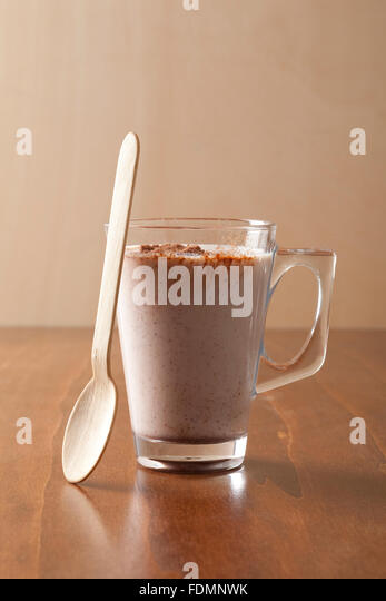 how to make hot chocolate with drinking chocolate