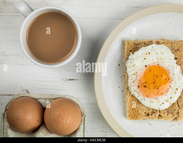 how to make poached eggs in a mug